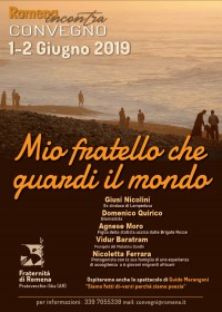 """Pratovecchio (Arezzo) - spettacolo """"Siamo fatti di-versi, perché siamo poesia"""""""